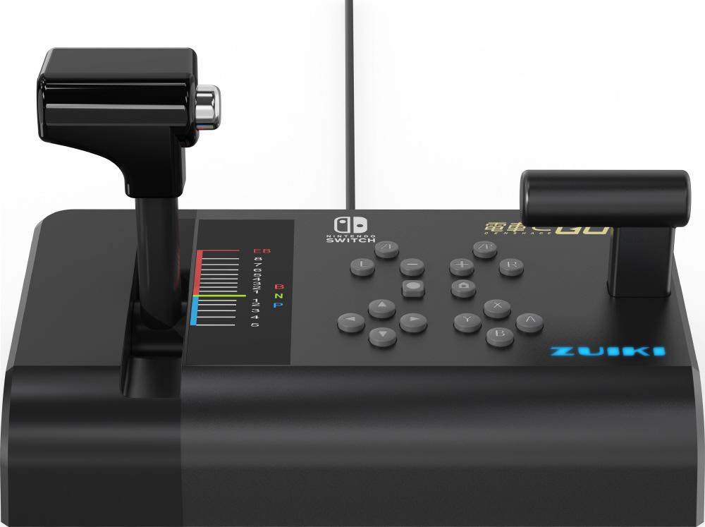電車でGO!!専用 ワンハンドルコントローラー for Nintendo Switch ZKNS-001_1