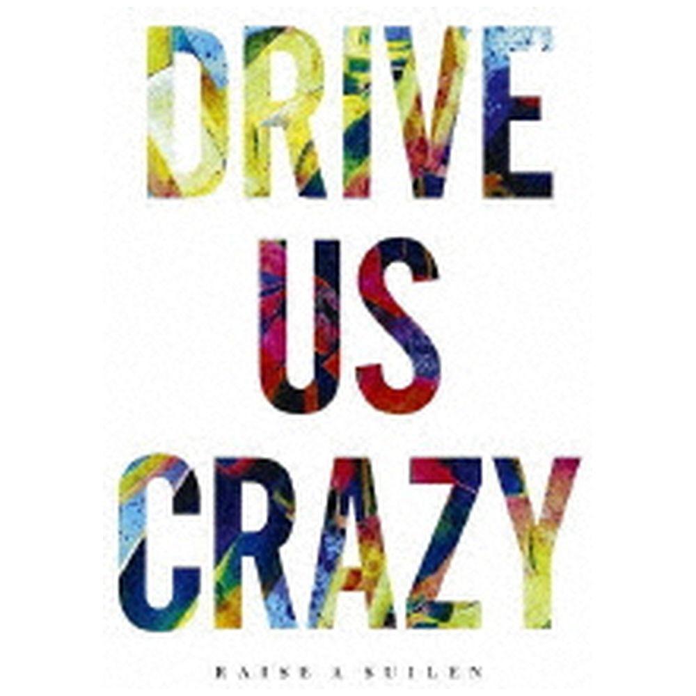 【特典対象】【2020/01/22発売予定】 RAISE A SUILEN / DRIVE US CRAZY 通常盤 CD ◆メーカー3タイトル連動購入特典「特典Blu-ray「アニメ×キャスト特別編集PV」」