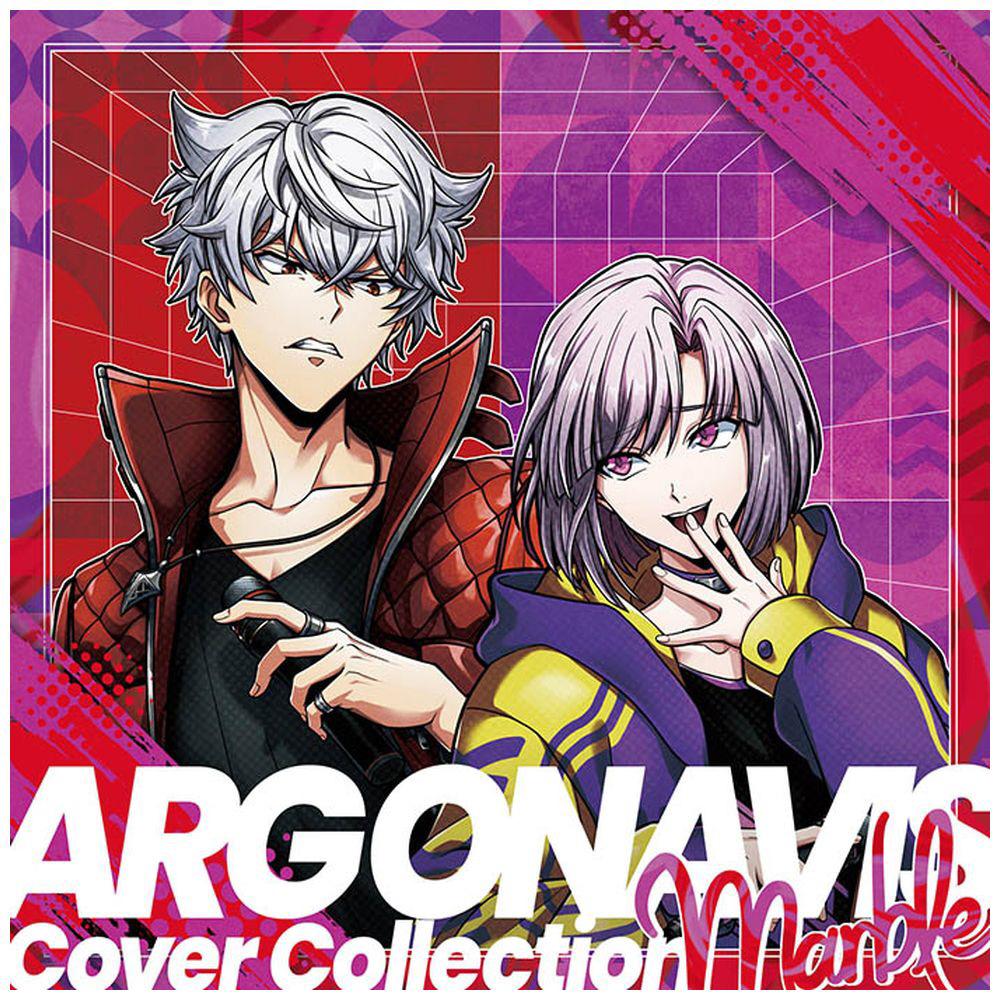 【特典対象】 ARGONAVIS from BanG Dream!/ ARGONAVIS Cover Collection -Marble- ◆ソフマップ・アニメガ特典「布ポスター」