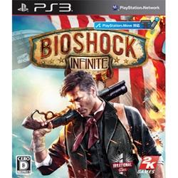 【在庫限り】 BIOSHOCK INFINITE (バイオショック インフィニット) 【PS3ゲームソフト】