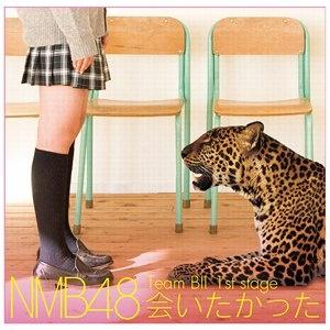 NMB48/Team BII 1st Stage「会いたかった」 CD