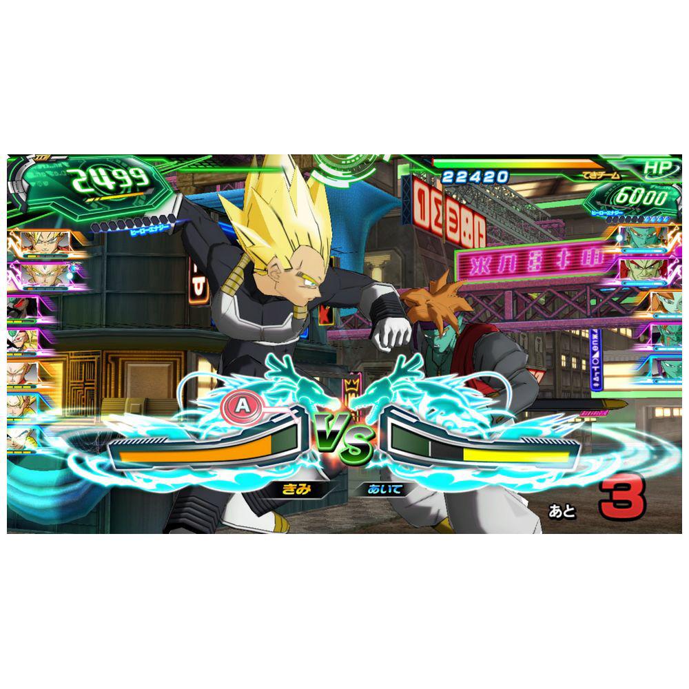 〔中古品〕スーパードラゴンボールヒーローズ ワールドミッション 【Switch】_2