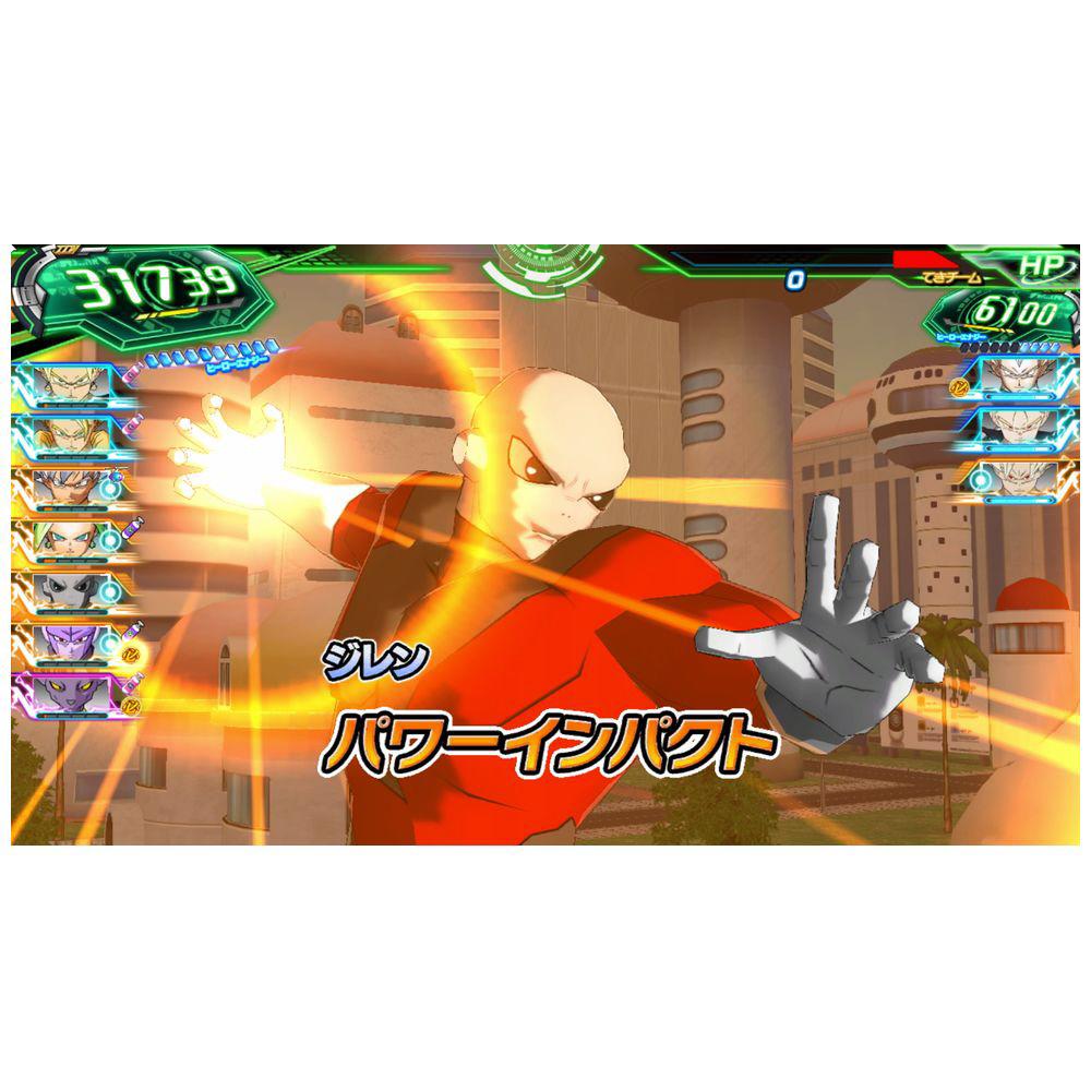 〔中古品〕スーパードラゴンボールヒーローズ ワールドミッション 【Switch】_3