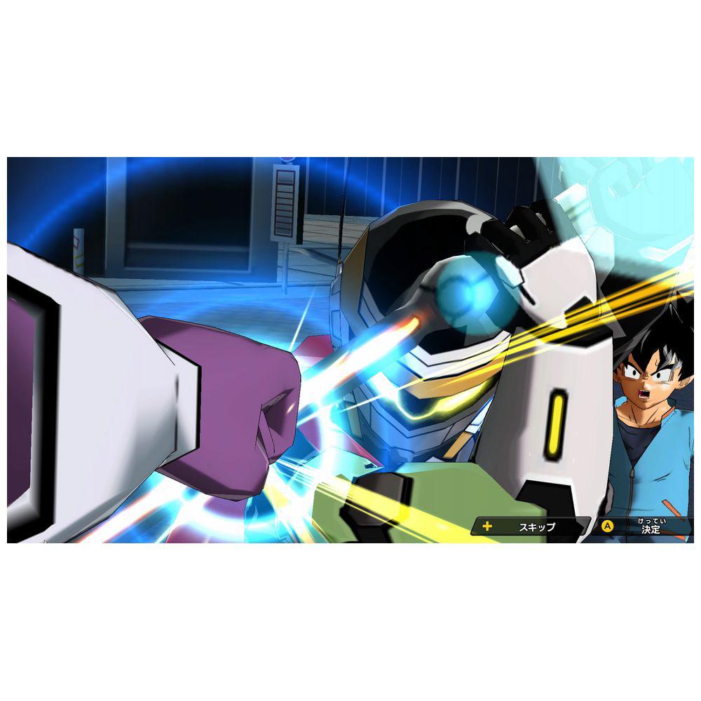 〔中古品〕スーパードラゴンボールヒーローズ ワールドミッション 【Switch】_4