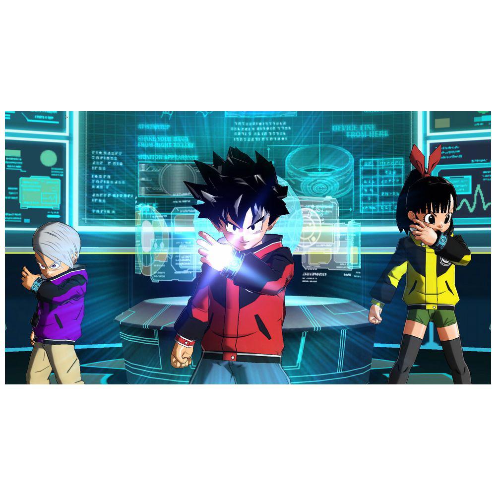 〔中古品〕スーパードラゴンボールヒーローズ ワールドミッション 【Switch】_5
