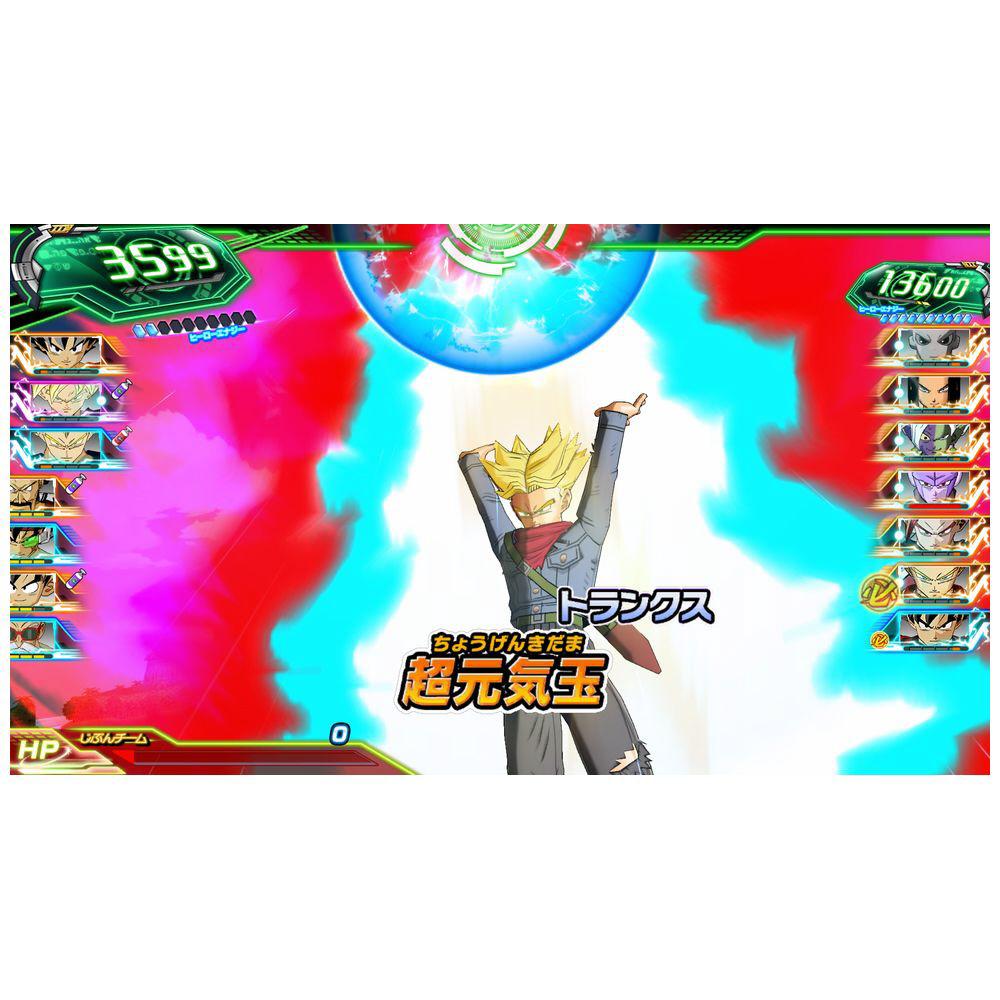 〔中古品〕スーパードラゴンボールヒーローズ ワールドミッション 【Switch】_8