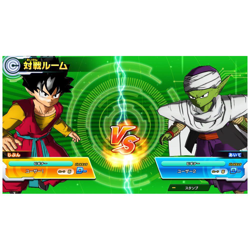 〔中古品〕スーパードラゴンボールヒーローズ ワールドミッション 【Switch】_10