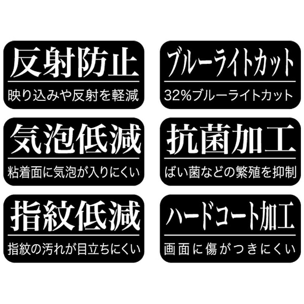 Switch用ハイブリッドフィルム [Switch] [BKS-ANSSW001] 【ビックカメラグループオリジナル】_3