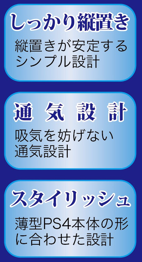 【在庫限り】 PS4用 ホコリフィルター(ホワイト) BKS-ANSPF007[PS4(CUH-2000/CUH-2100/CUH-2200)] BKS-ANSPF0 【ビックカメラグループオリジナル】_5