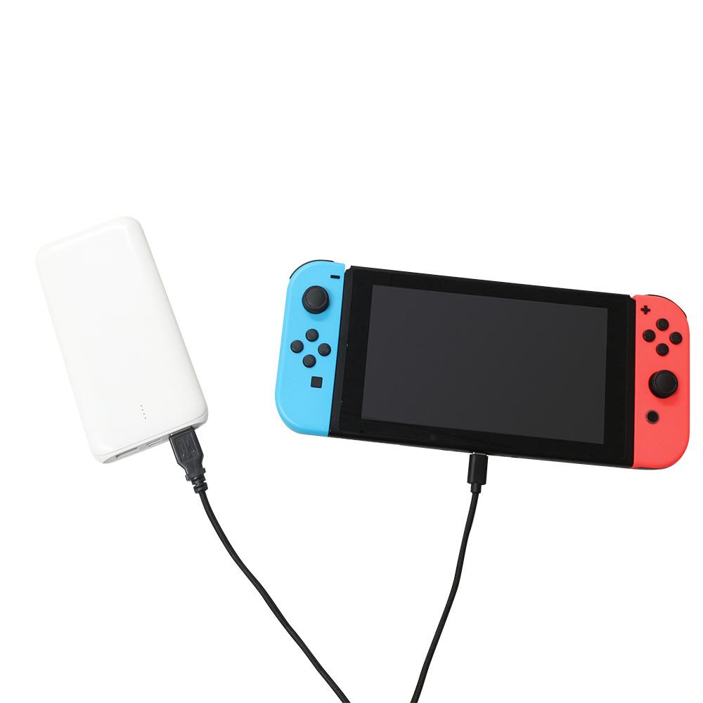 【在庫限り】 Switch用Type-C充電ケーブル 0.8m [Switch] [BKS-NSTC80] 【ビックカメラグループオリジナル】_8