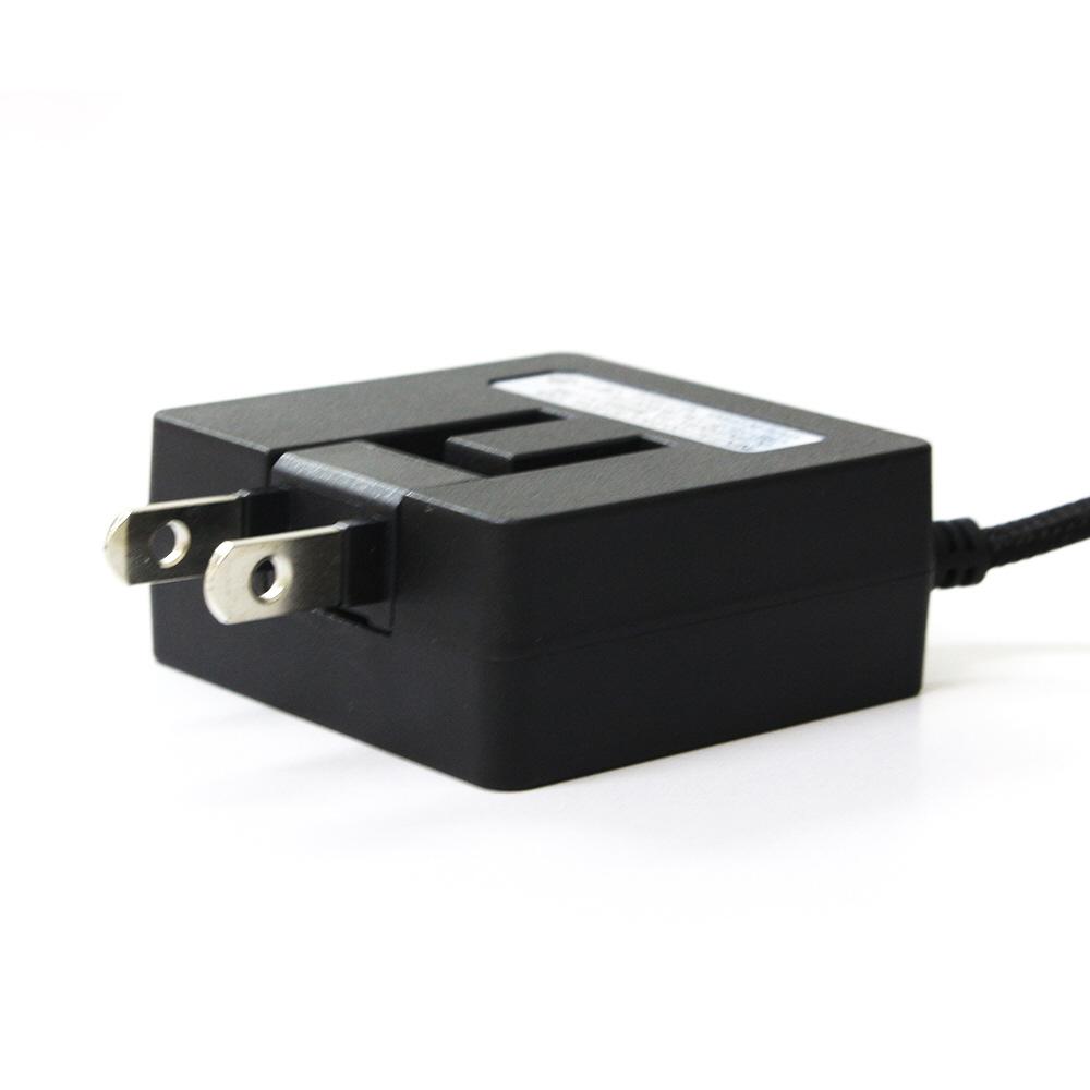 Switch用 AC充電器 1.5m ブラック[Switch] [BKS-NSTACK] 【ビックカメラグループオリジナル】_2