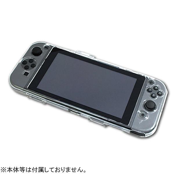 【在庫限り】 Switch用クリアケース [Switch] [BKS-NSCC] 【ビックカメラグループオリジナル】_1