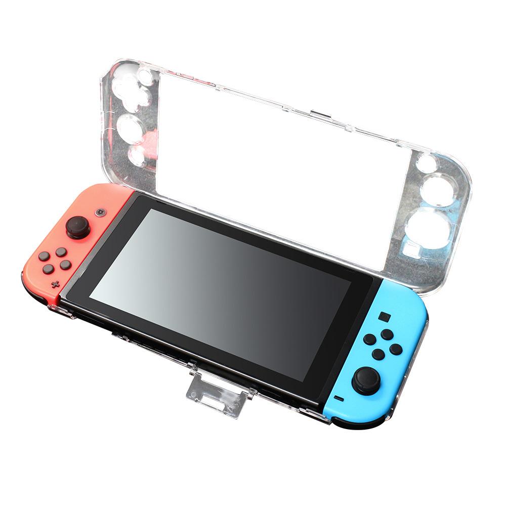 【在庫限り】 Switch用クリアケース [Switch] [BKS-NSCC] 【ビックカメラグループオリジナル】_8
