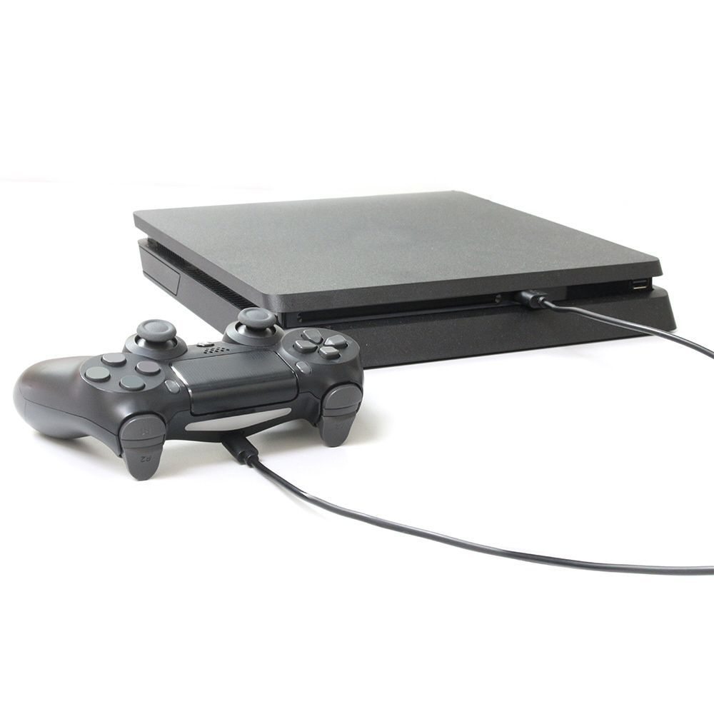 PS4用MicroUSB充電ケーブル3.0m [PS4] [BKS-P4MUC3K] 【ビックカメラグループオリジナル】_8