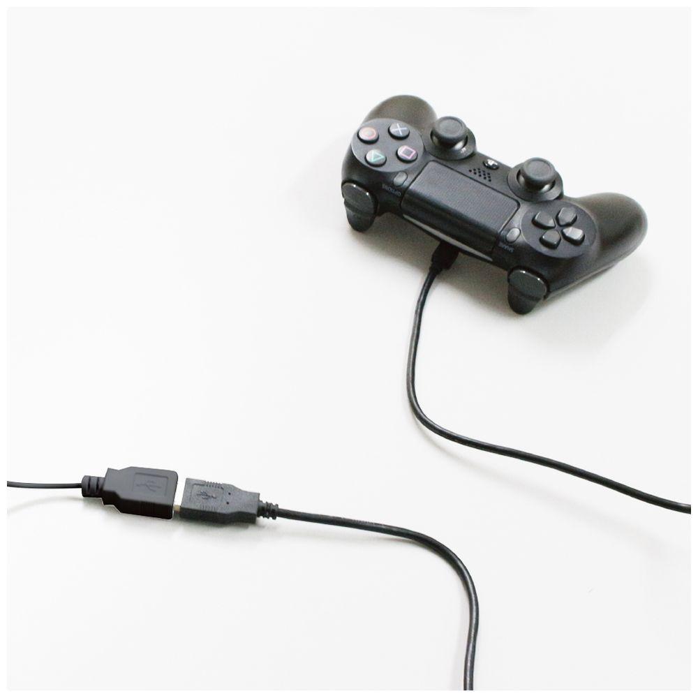 ゲーム用USB延長トライデントケーブル1.2m A2B1 ALG-GUTCB_2
