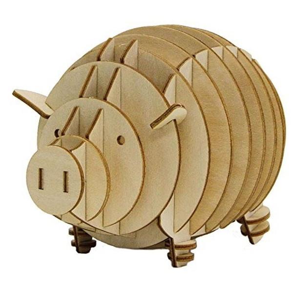 Ki-gu-mi(キグミ) ブタの貯金箱