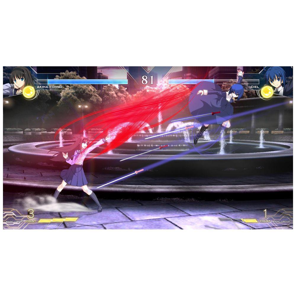 MELTY BLOOD: TYPE LUMINA MELTY BLOOD ARCHIVES 初回限定版 【PS4ゲームソフト】 ※ビックカメラグループ特典なし_11