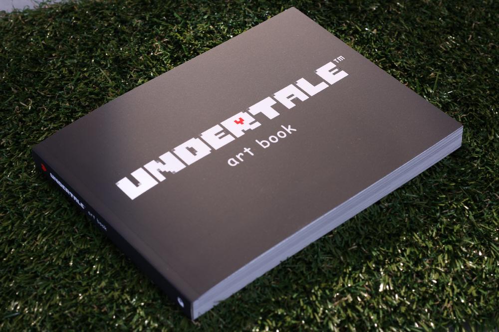 「UNDERTALE」アートブック (日本語版)