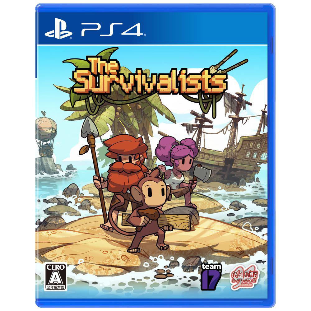 The Survivalists - ザ サバイバリスト - 【PS4ゲームソフト】