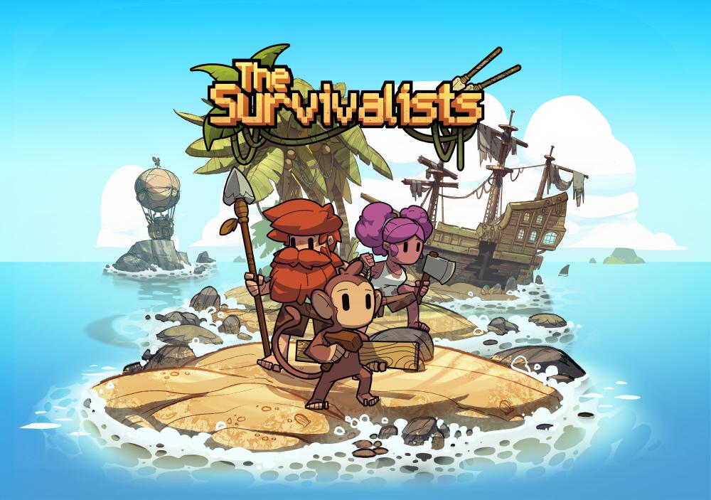 The Survivalists - ザ サバイバリスト - 【PS4ゲームソフト】_2