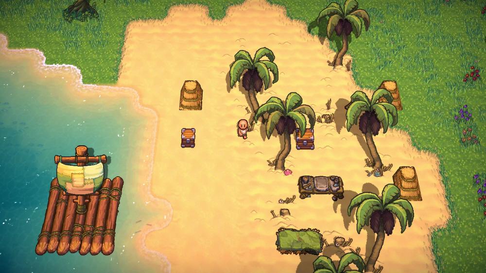 The Survivalists - ザ サバイバリスト - 【PS4ゲームソフト】_5