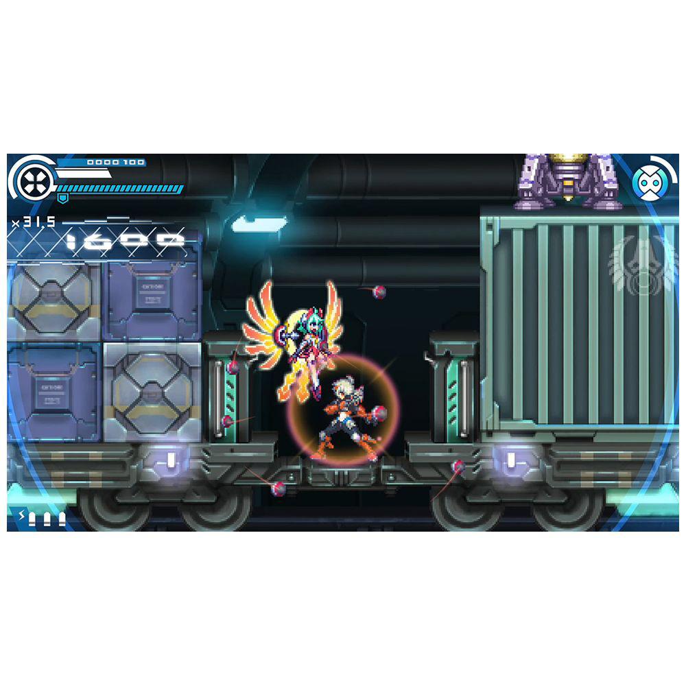 〔中古品〕白き鋼鉄のX(イクス) THE OUT OF GUN VolT 【PS4】_8