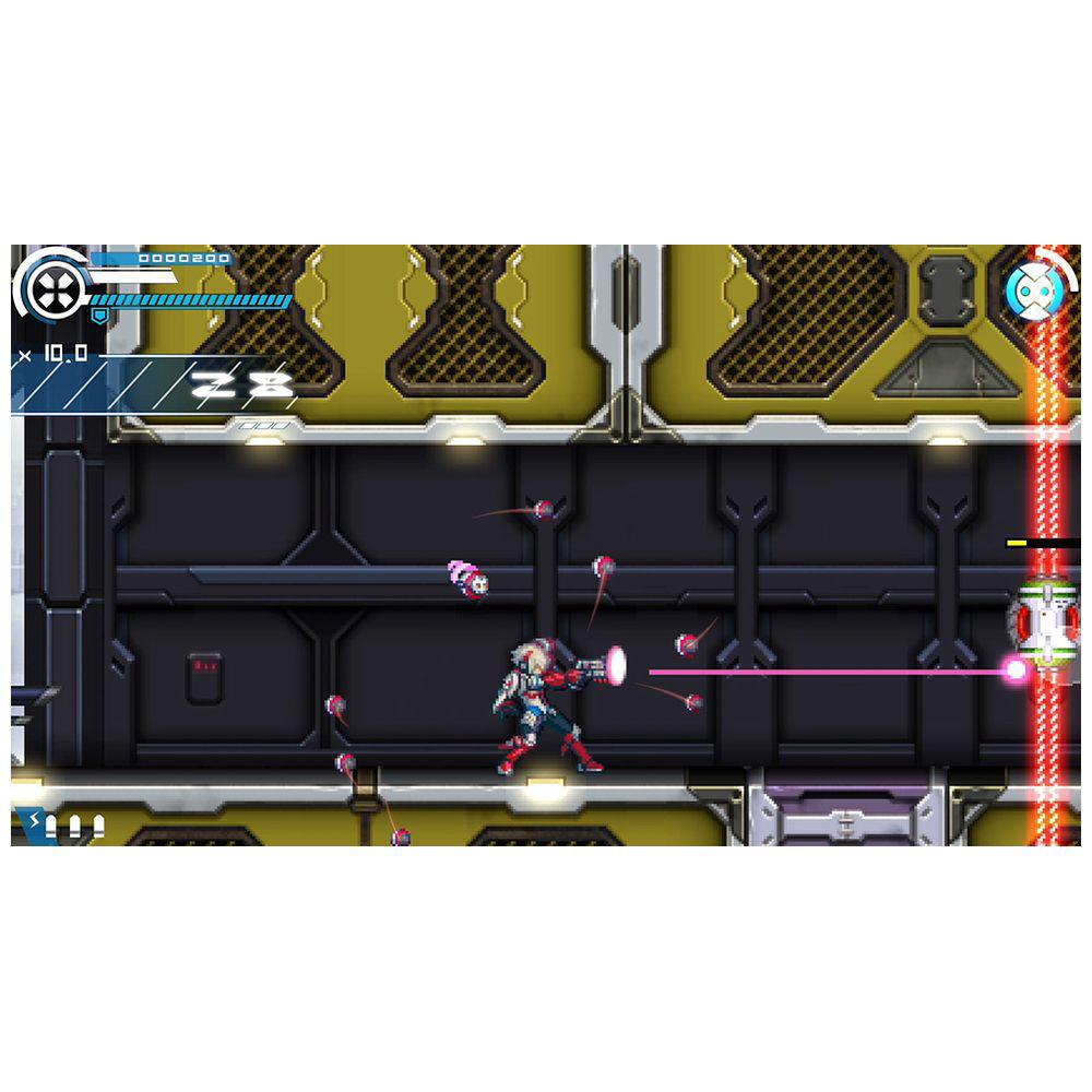 〔中古品〕白き鋼鉄のX(イクス) THE OUT OF GUN VolT 【PS4】_14