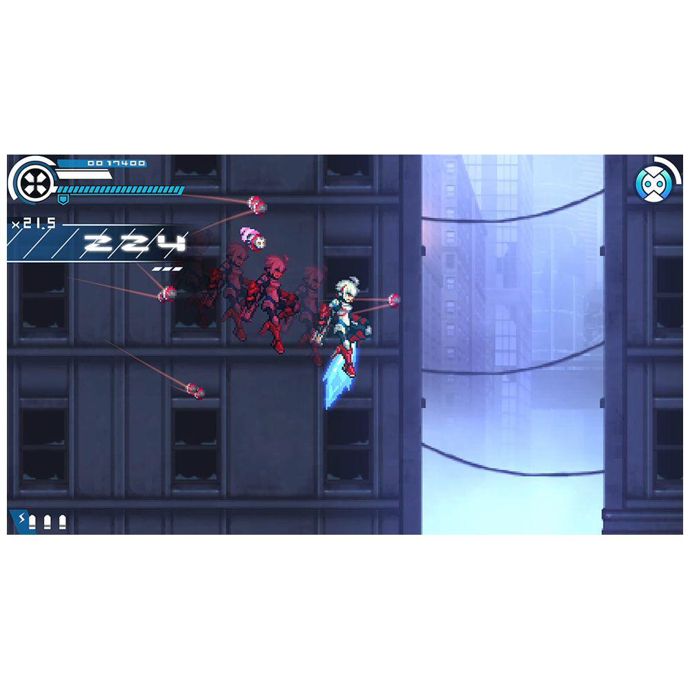 〔中古品〕白き鋼鉄のX(イクス) THE OUT OF GUN VolT 【PS4】_17