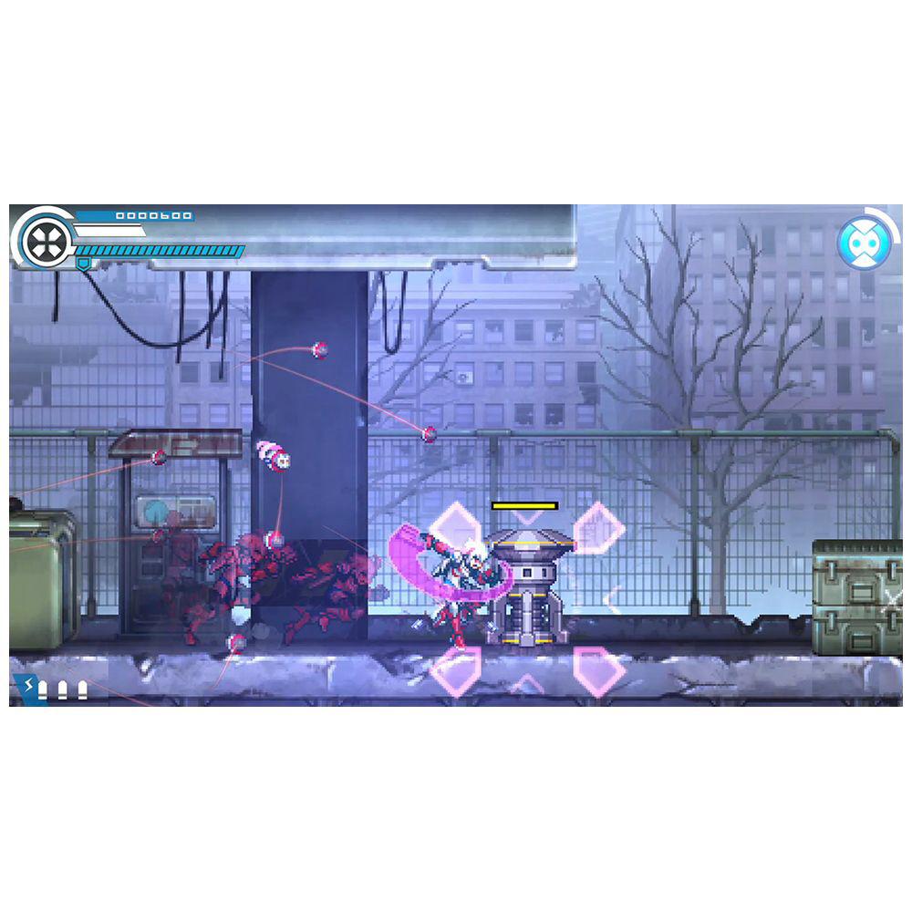 〔中古品〕白き鋼鉄のX(イクス) THE OUT OF GUN VolT 【PS4】_20