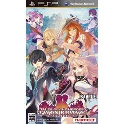 テイルズ オブ ザ ヒーローズ ツインブレイヴ 通常版【PSPゲームソフト】