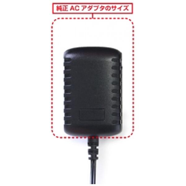 ミニACアダプタ(FC/SFC用) CC-MLMAA-BK[FC/SFC]_2