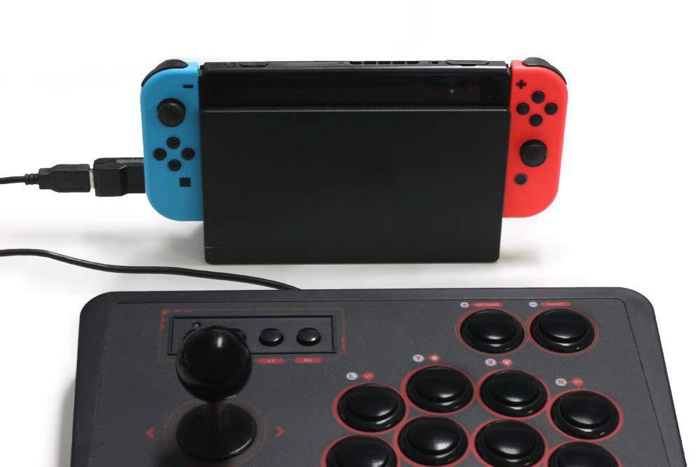 スーパーコンバーター(Switch/PS4/PS3用)PS4/PS3用コントローラ対応 CC-P3SCV-BK CC-P3SCV-BK_2