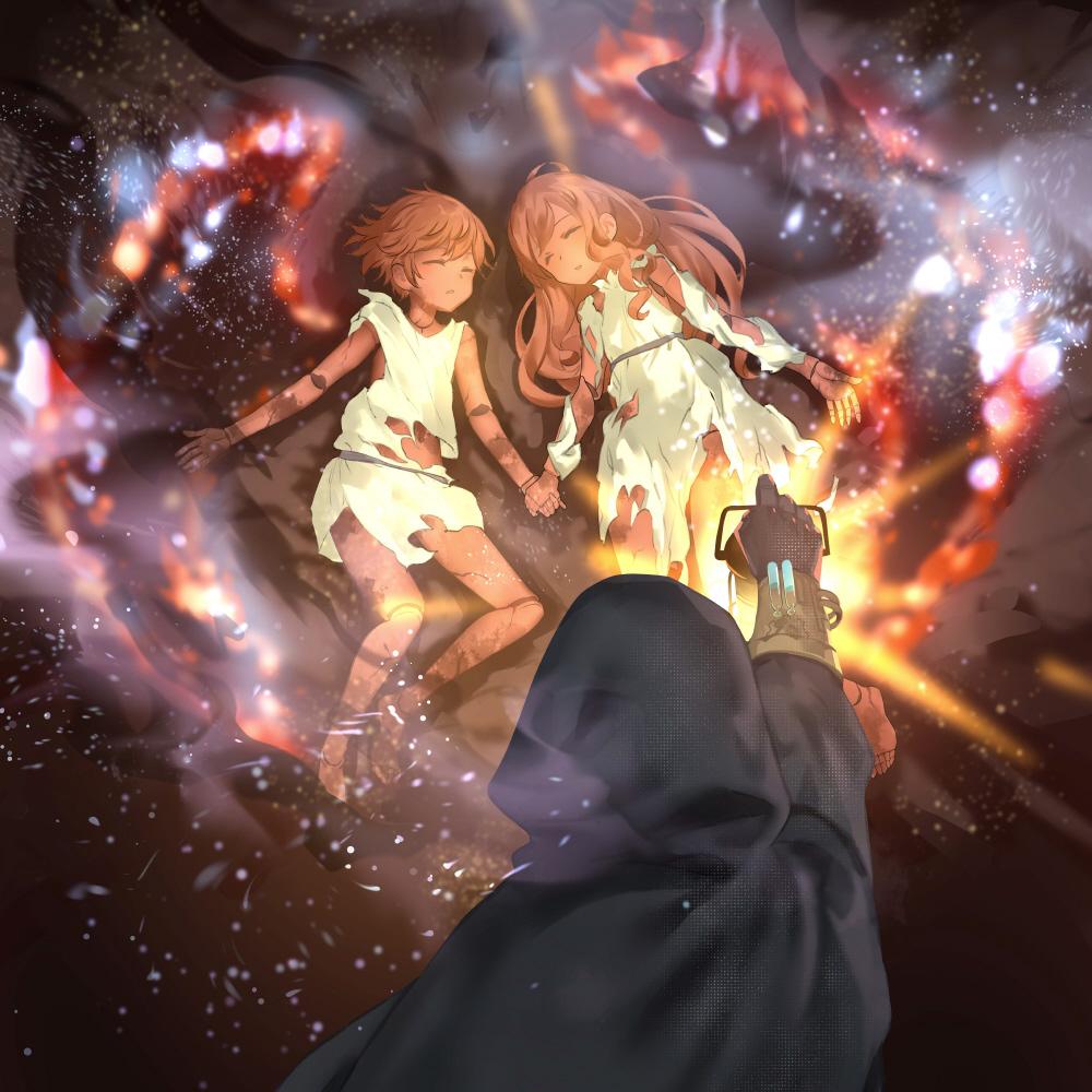 【特典対象】 DEMON GAZE EXTRA MEMORIAL EDITION 【Switchゲームソフト】 ◆ソフマップ特典「オリジナルB2タペストリー」_2