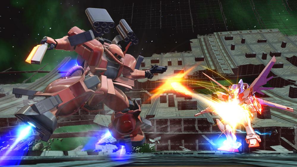 機動戦士ガンダム EXTREME VS. マキシブーストON プレミアムサウンドエディション 【PS4ゲームソフト】_3