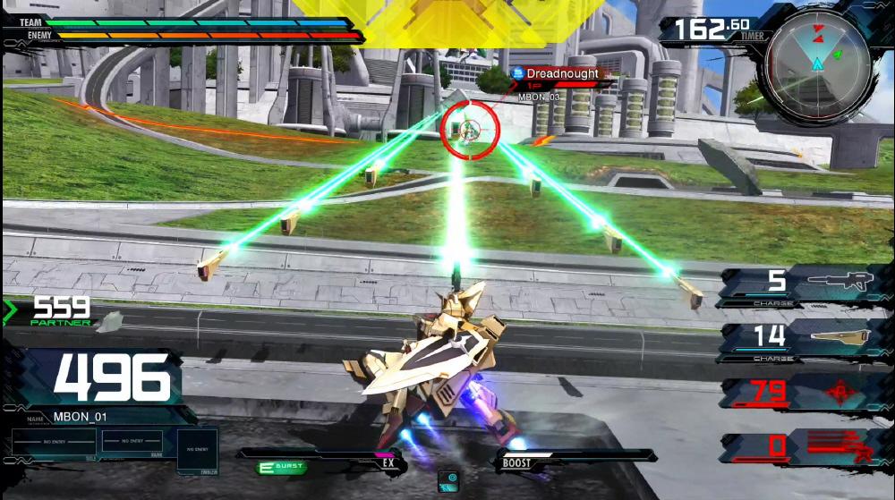 機動戦士ガンダム EXTREME VS. マキシブーストON コレクターズエディション   【PS4ゲームソフト】_6