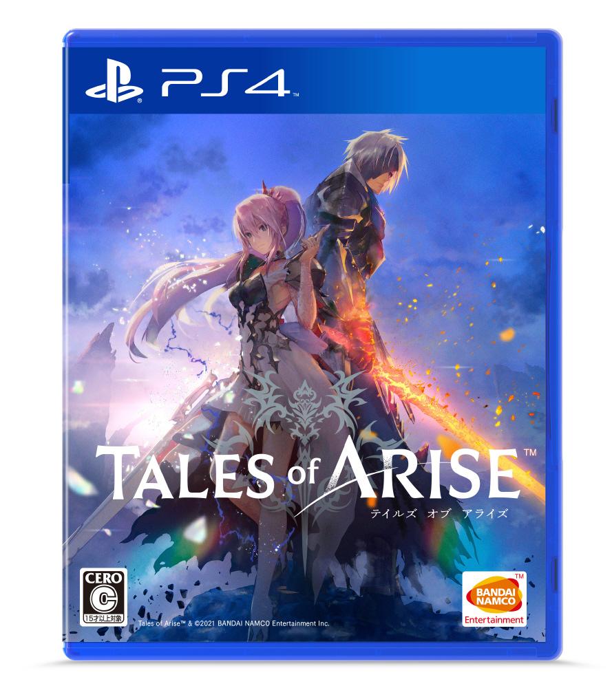 Tales of ARISE(テイルズ オブ アライズ) 通常版 【PS4ゲームソフト】※ビックカメラグループ特典なし