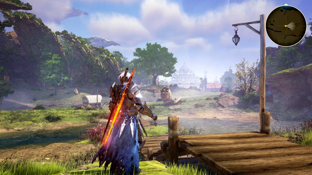 Tales of ARISE(テイルズ オブ アライズ) 通常版 【PS4ゲームソフト】※ビックカメラグループ特典なし_1