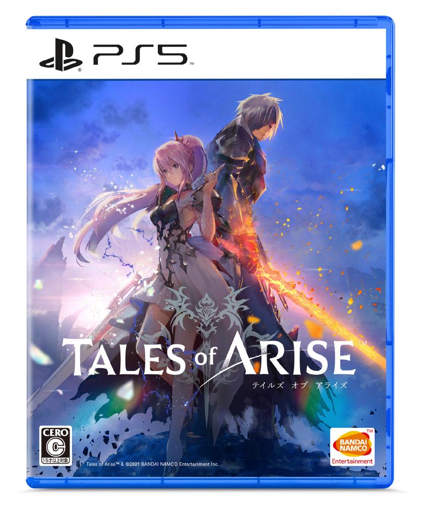 Tales of ARISE(テイルズ オブ アライズ) 通常版 【PS5ゲームソフト】※ビックカメラグループ特典なし