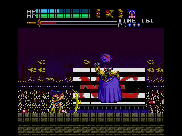 【特典対象】 夢幻戦士ヴァリスCOLLECTION 【Switchゲームソフト】 ◆ソフマップ特典「オリジナルB2タペストリー」_12