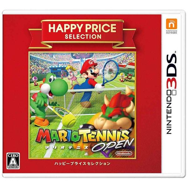 【在庫限り】 ハッピープライスセレクション マリオテニス オープン 【3DSゲームソフト】