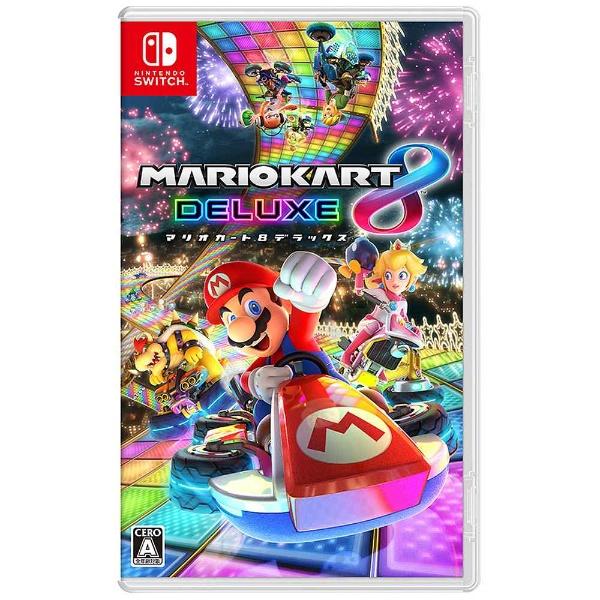 マリオカート8 デラックス 【Switchゲームソフト】