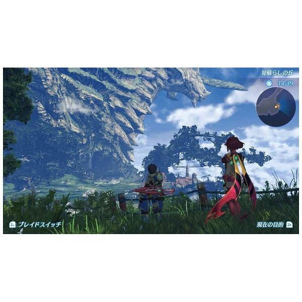 Xenoblade2 (ゼノブレイド2) 通常版 【Switchゲームソフト】_4