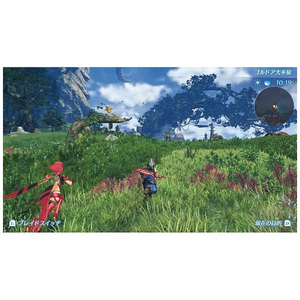 Xenoblade2 (ゼノブレイド2) 通常版 【Switchゲームソフト】_5