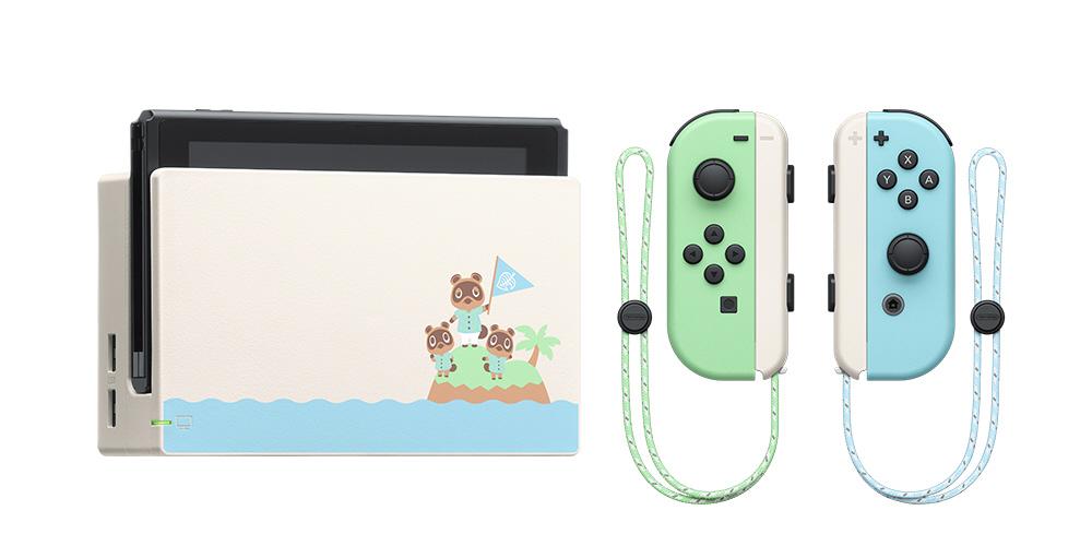 Nintendo Switch あつまれ どうぶつの森セット [ゲーム機本体][HAD-S-KEAGC]_2