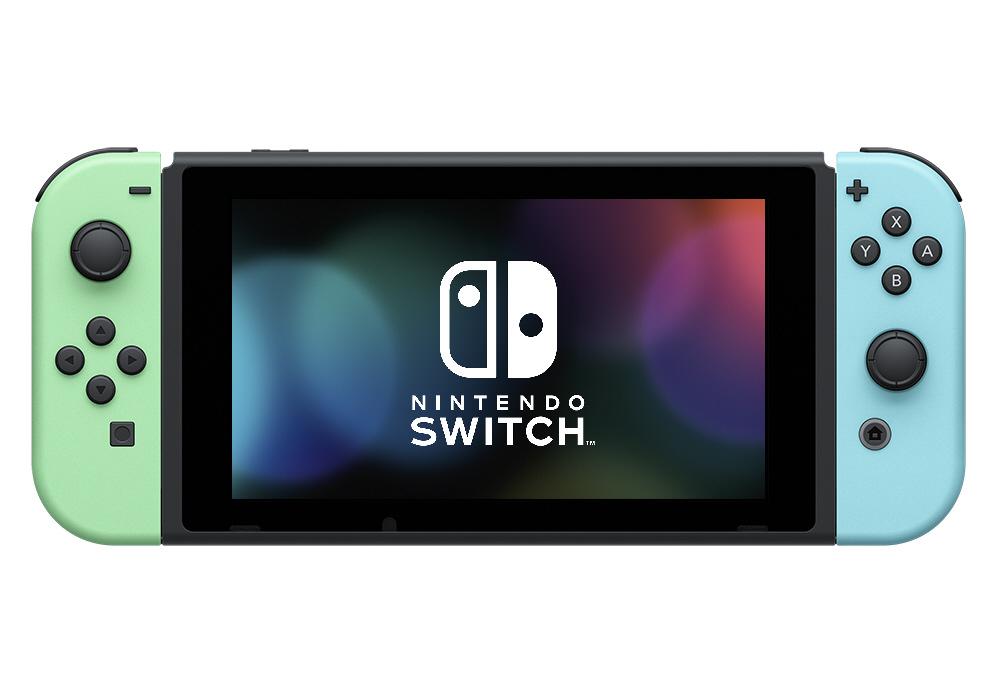 Nintendo Switch あつまれ どうぶつの森セット [ゲーム機本体][HAD-S-KEAGC]_3