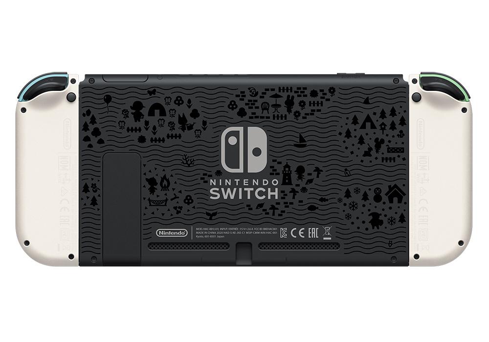 Nintendo Switch あつまれ どうぶつの森セット [ゲーム機本体][HAD-S-KEAGC]_4