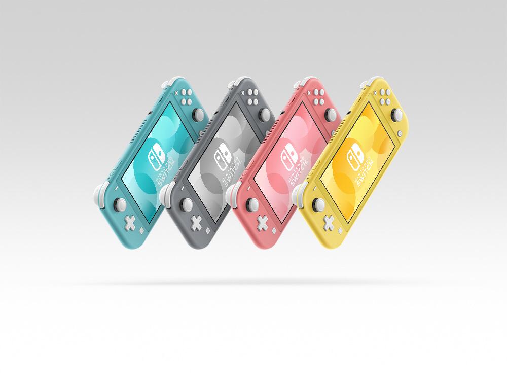 Nintendo Switch Lite コーラル [ゲーム機本体][HDH-S-PAZAA]_2
