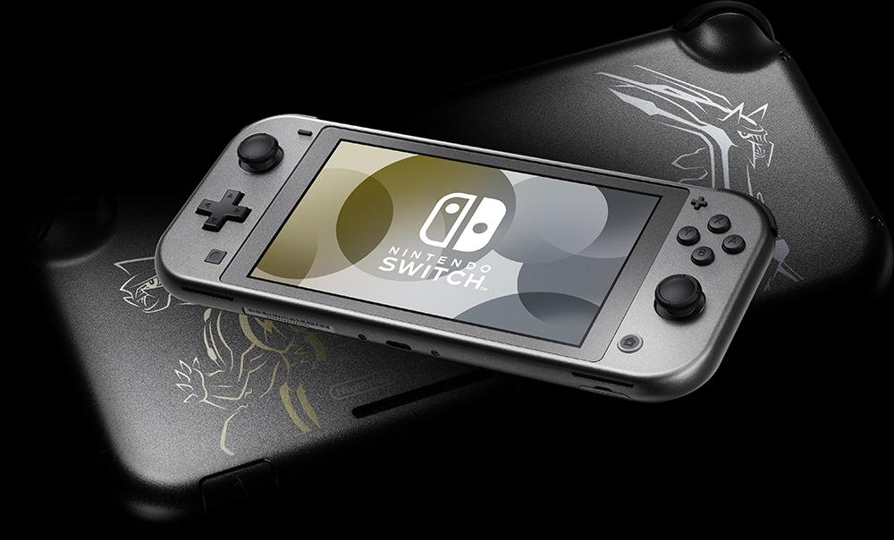 Nintendo Switch Lite ディアルガ・パルキア [ゲーム機本体]_1