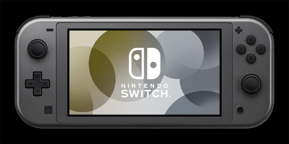 Nintendo Switch Lite ディアルガ・パルキア [ゲーム機本体]_2