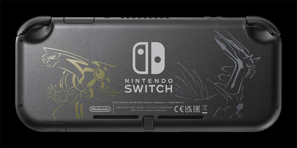 Nintendo Switch Lite ディアルガ・パルキア [ゲーム機本体]_3